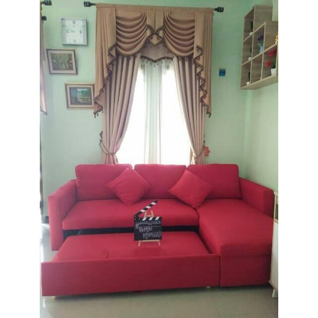 Gambar Sofa Ruang Tamu Hello Kitty  sofa bed sofabed pg 4 ikea informa bangku kursi ruang tamu minimalis