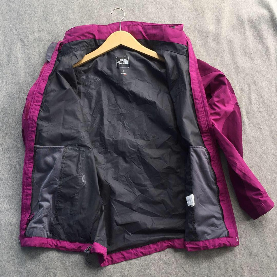 The North Face Hyvent Alpha Outdoor Shield Jacket Pink Shopee Indonesia
