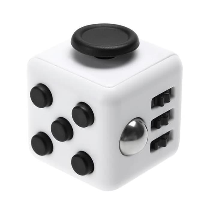 BETTER THAN A FIDGET SPINNER Fidget Cubes Stress Reliever