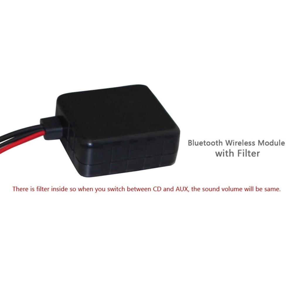 Bluetooth aux en adaptador cable para BMW Mini ONE cooper s radio boost cd 53 mp3