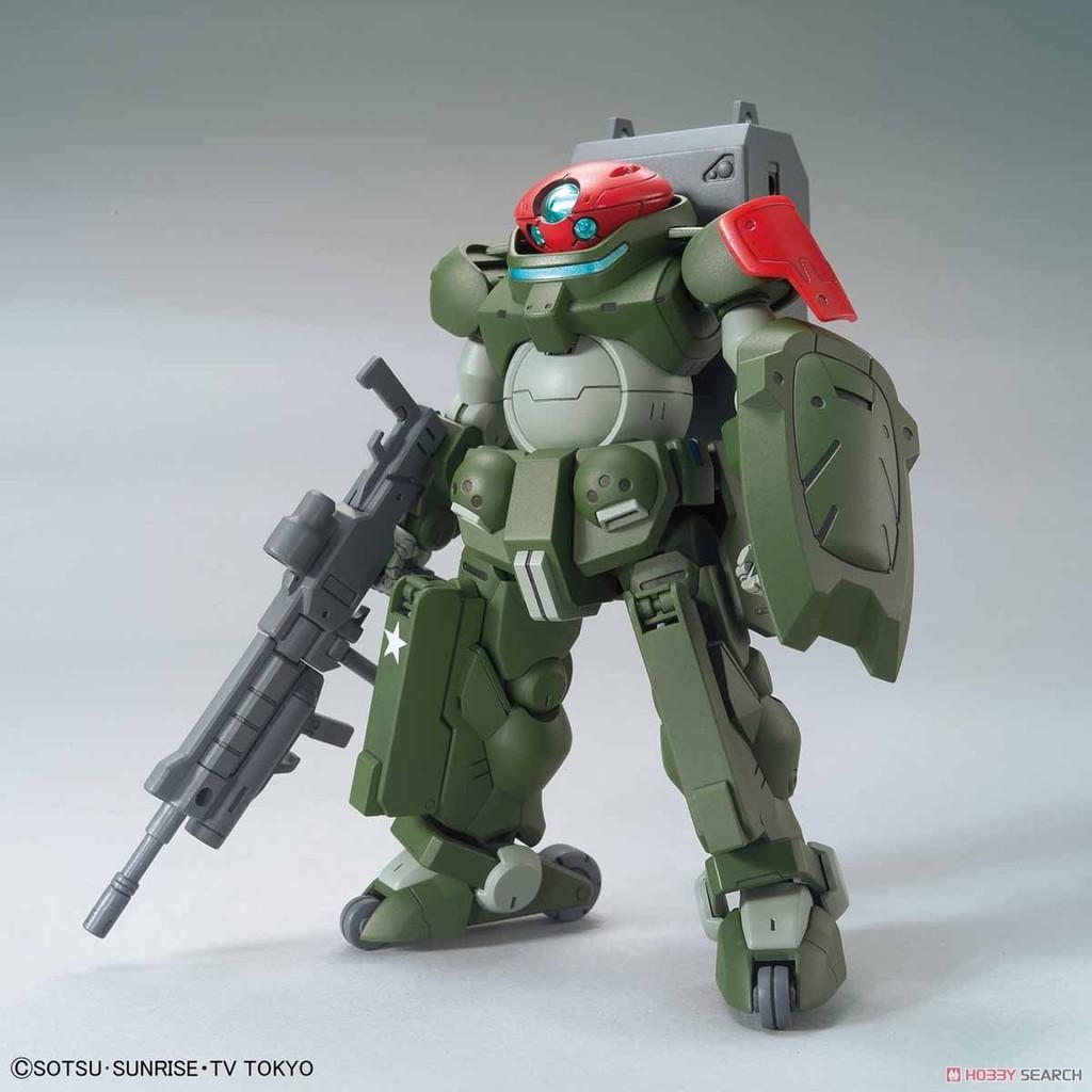 Bandai HG Gundam Build Divers 003 Grimoire Red Beret 1//144 Scale Kit Japan NEW