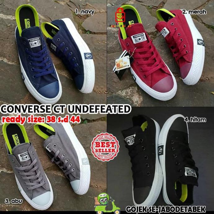 Sepatu Allstar converse chuck taylor warna putih  8f8e3a07d4