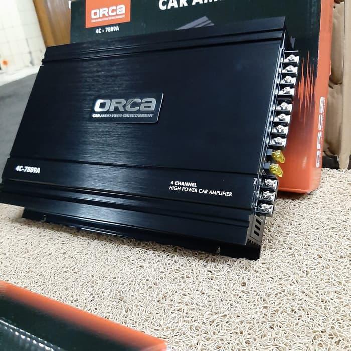 Power Orca Amplifier Orca