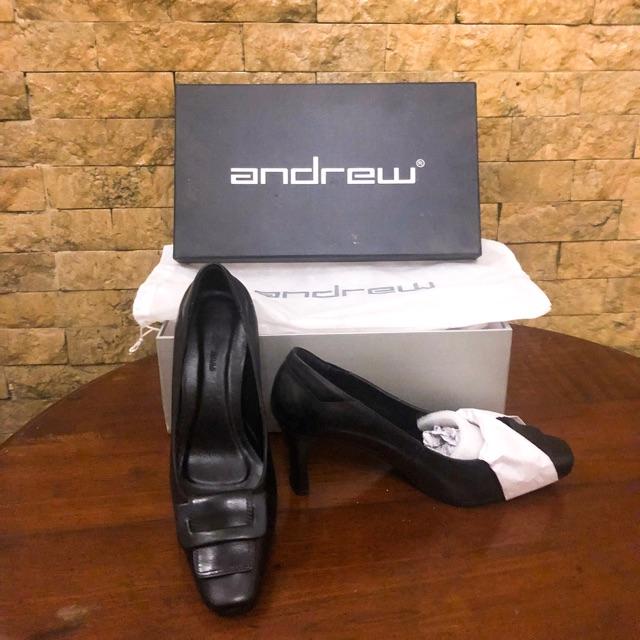 Sepatu Wanita Merk Andrew Shopee Indonesia