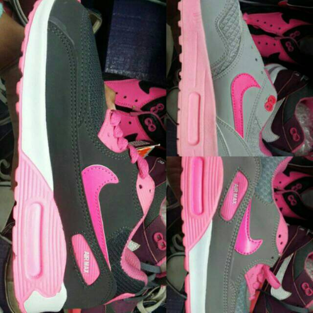 ... Kets Yutaka Marlee. Source · Sepatu Nike Airmax One abu Pink Lucu Keren Murah Cewek Hadiah Lari   Shopee Indonesia