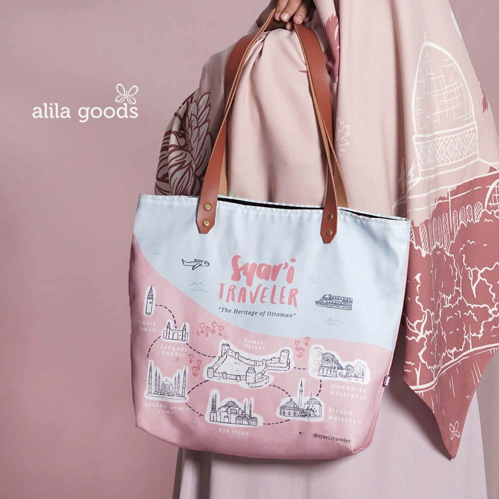 Totebag New Hijab Alila