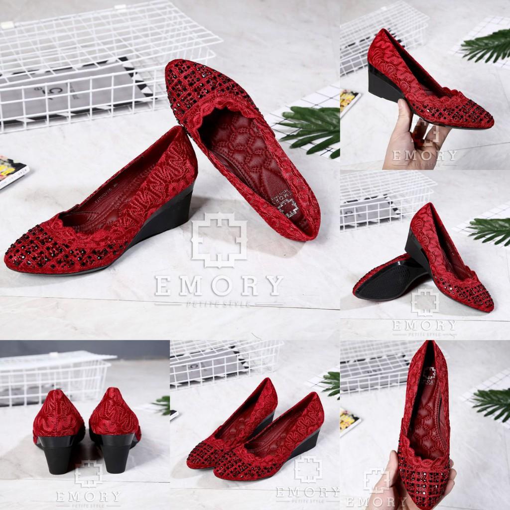 Sepatu Emory Lamina EMO1197 Gudang Sepatu   Sepatu Wanita   Sepatu Import    Sepatu Fashion  87b5587fc8