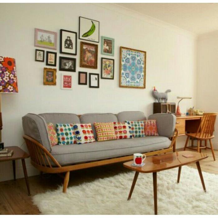 Sofa Ruang Tamu Set Sofa Retro Sofa Vintage Sofa Minimalis St