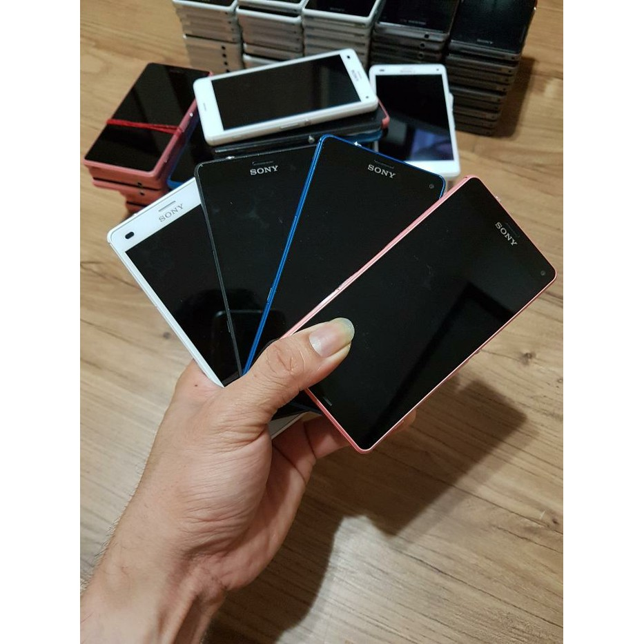 Sony Xperia Z4 Compact Ram 2 16gb Docomo Second Unit Only Shopee Hp Gb Rom 16 Indonesia