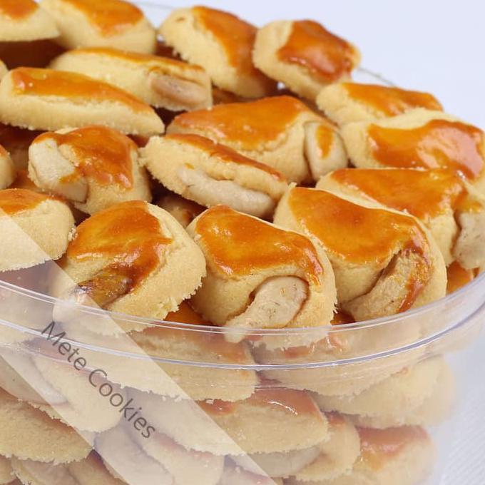 Aneka Kue Kering Lebaran Via Cookies Bandung Mete Cookies
