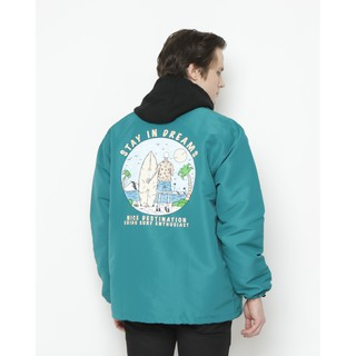 Erigo Coach Jacket Enthusiast Tosca