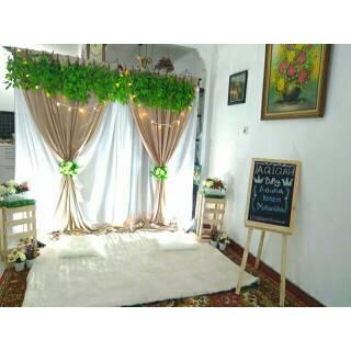 20+ ide dekorasi aqiqah sederhana buatan sendiri - fatiha