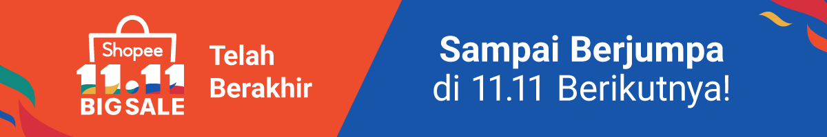11 11 Big Sale 2020 Shopee Indonesia