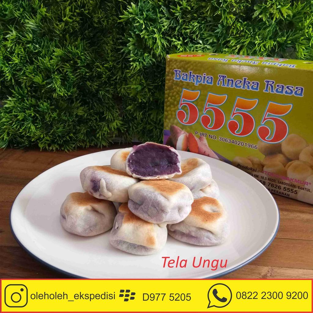 Bakpia Pathok 165 Rasa Coklat Shopee Indonesia Kurnia Sari Isi 20