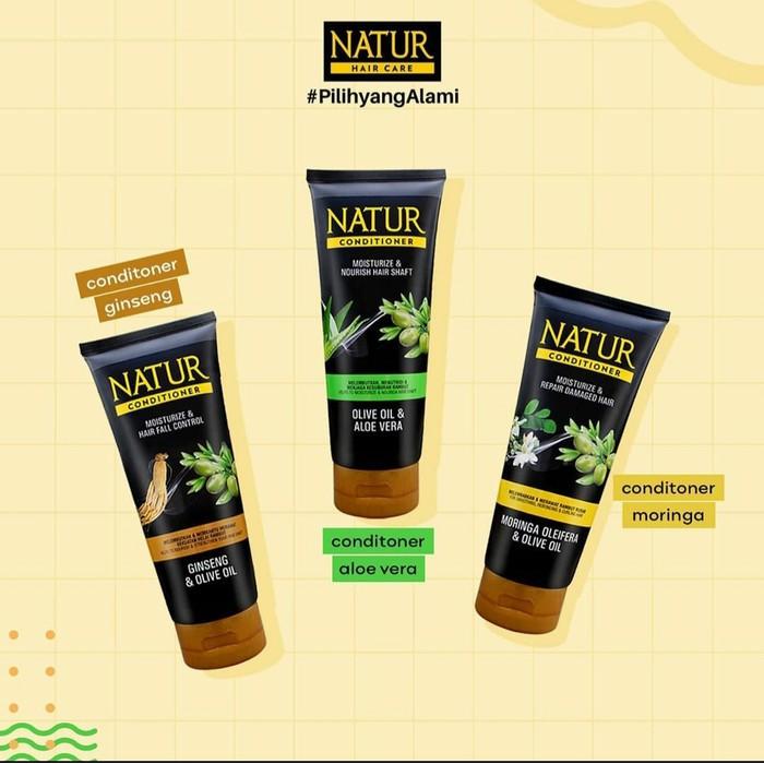 NATUR Hair Treatment / Shampoo / Conditioner / Hair Tonic-2