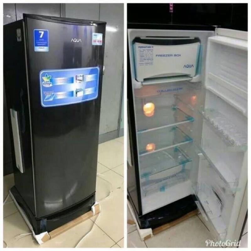 kulkas Aqua 1 pintu