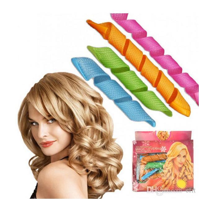 Magic Leverage Alat Kriting Rambut Curly 2 Box isi 24Pcs | Shopee Indonesia