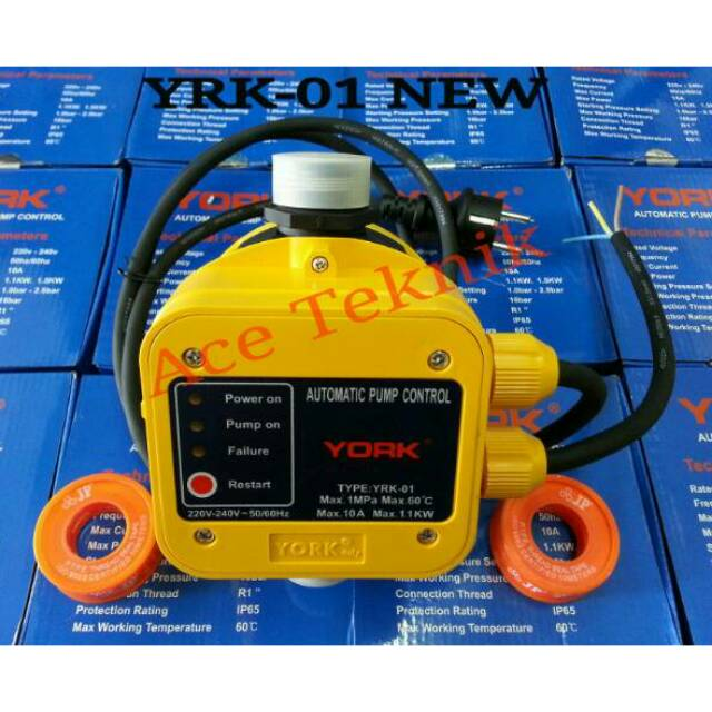 Otomatis Automatic Pressure Control Pompa Air Spare Part Pompa Air Shopee Indonesia