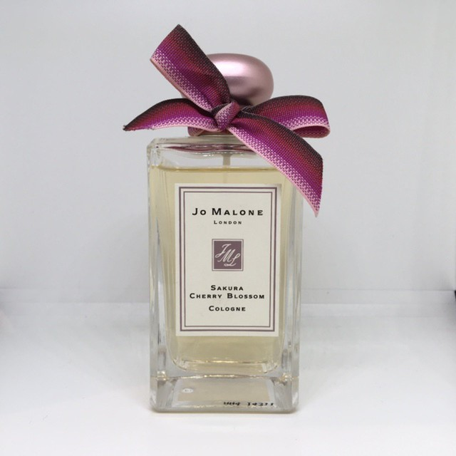 100 Original Jo Malone Sakura Cherry Blossom 100ml Eau De Cologne Edc Shopee Indonesia