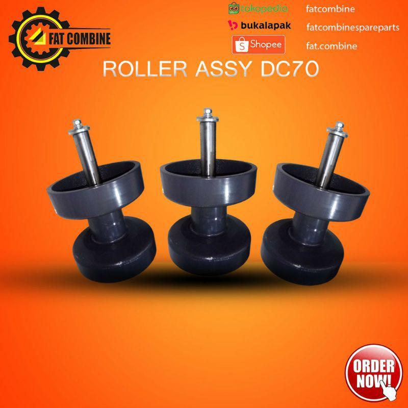 Assy Roller Dc70 Kubota Combine Harvester