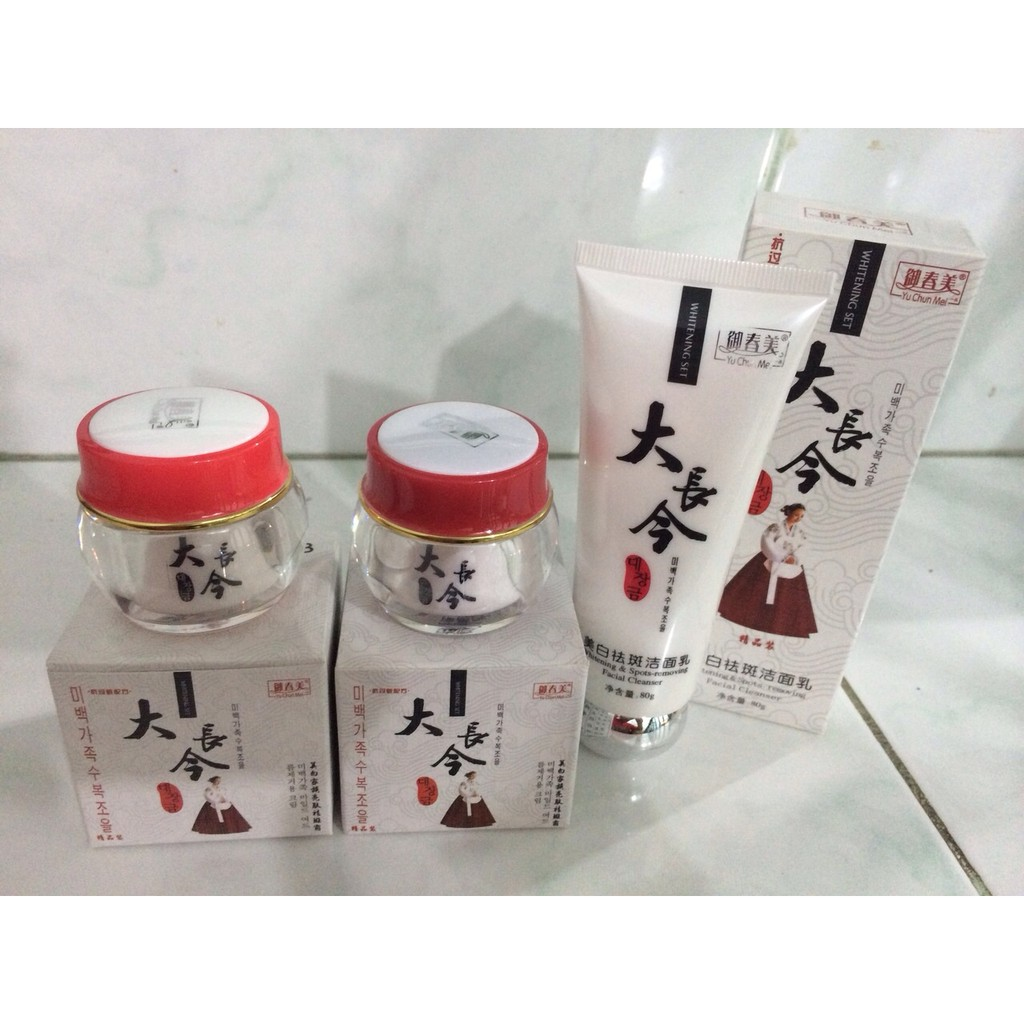 Diskon Paket Cream Yu Chun Mei Cordyceps Cleanser Masami Shouko Puppy Brush Set 6p Sku 8167490026 New Shopee Indonesia