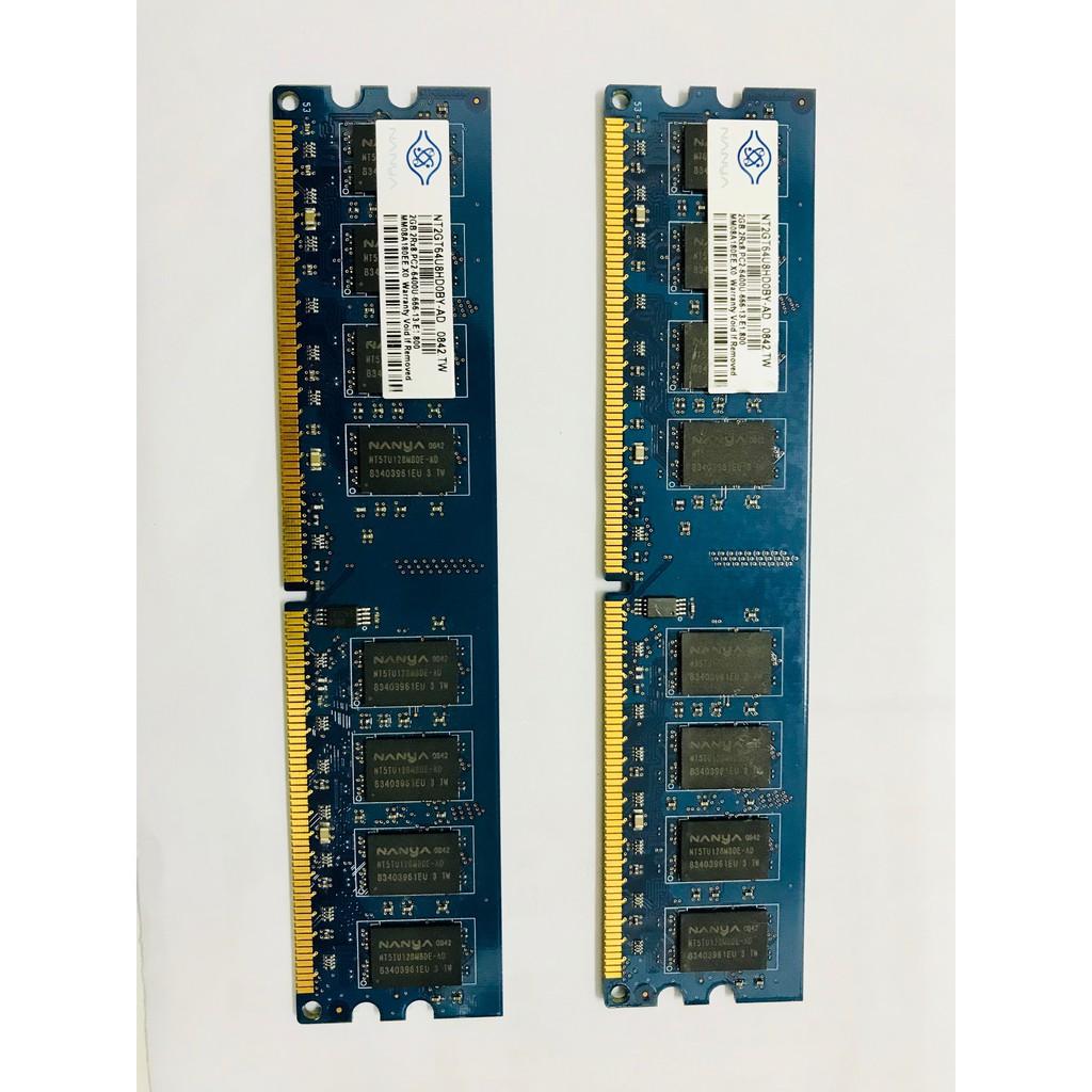 Ram Ddr2 2gb Kingston Hyperx Pc6400 Desktop Shopee Indonesia 1gb Pc 5300 Bergaransi