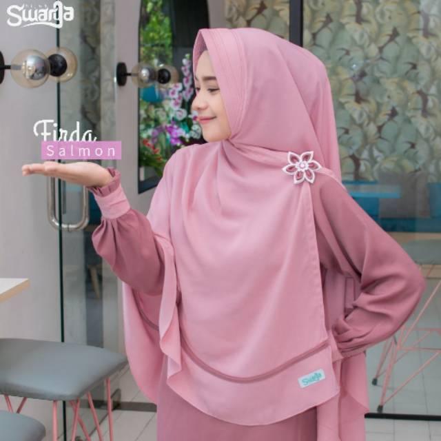 Gamis Firda By Swarga Hijab Gamis Murah Gamis Polos Gamis Terbaru Gamis Swarga Hijab Shopee Indonesia