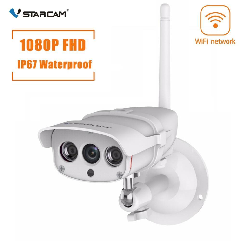 Wireless WIFI IP Camera 1080P//720P Outdoor Security Waterproof IR Night Vision