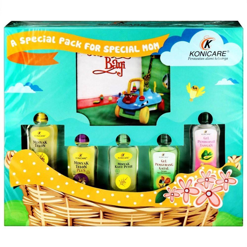 Konicare Paket Gift Pack Shopee Indonesia Minyak Kayuh Putih 125 Ml 3