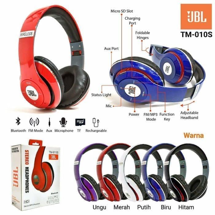 Olahraga Headset Bluetooth Nirkabel Joging Binaural Stereo Penyumbat Telinga | Shopee Indonesia