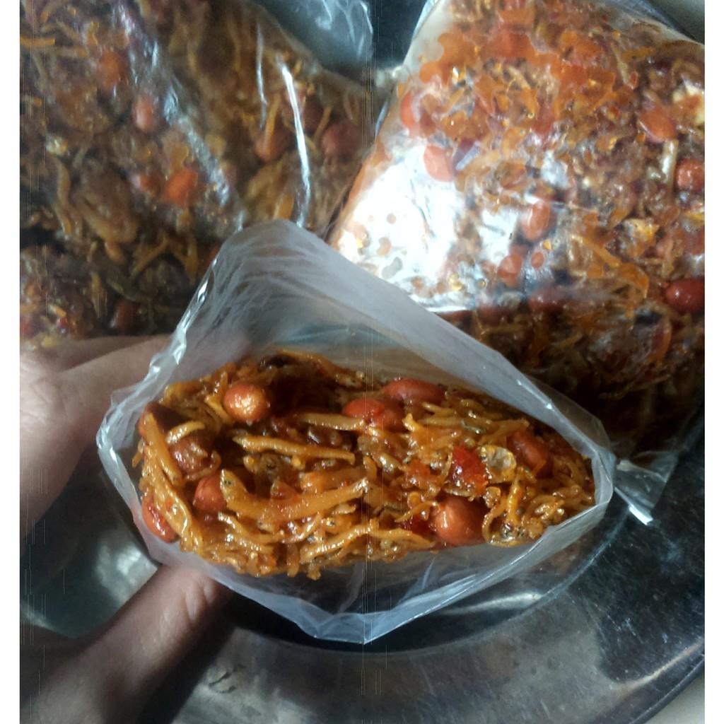 Sambal Teri Medan Cap Oppa Samwon Shopee Indonesia Kacang Balado Special Premium 200 Gram