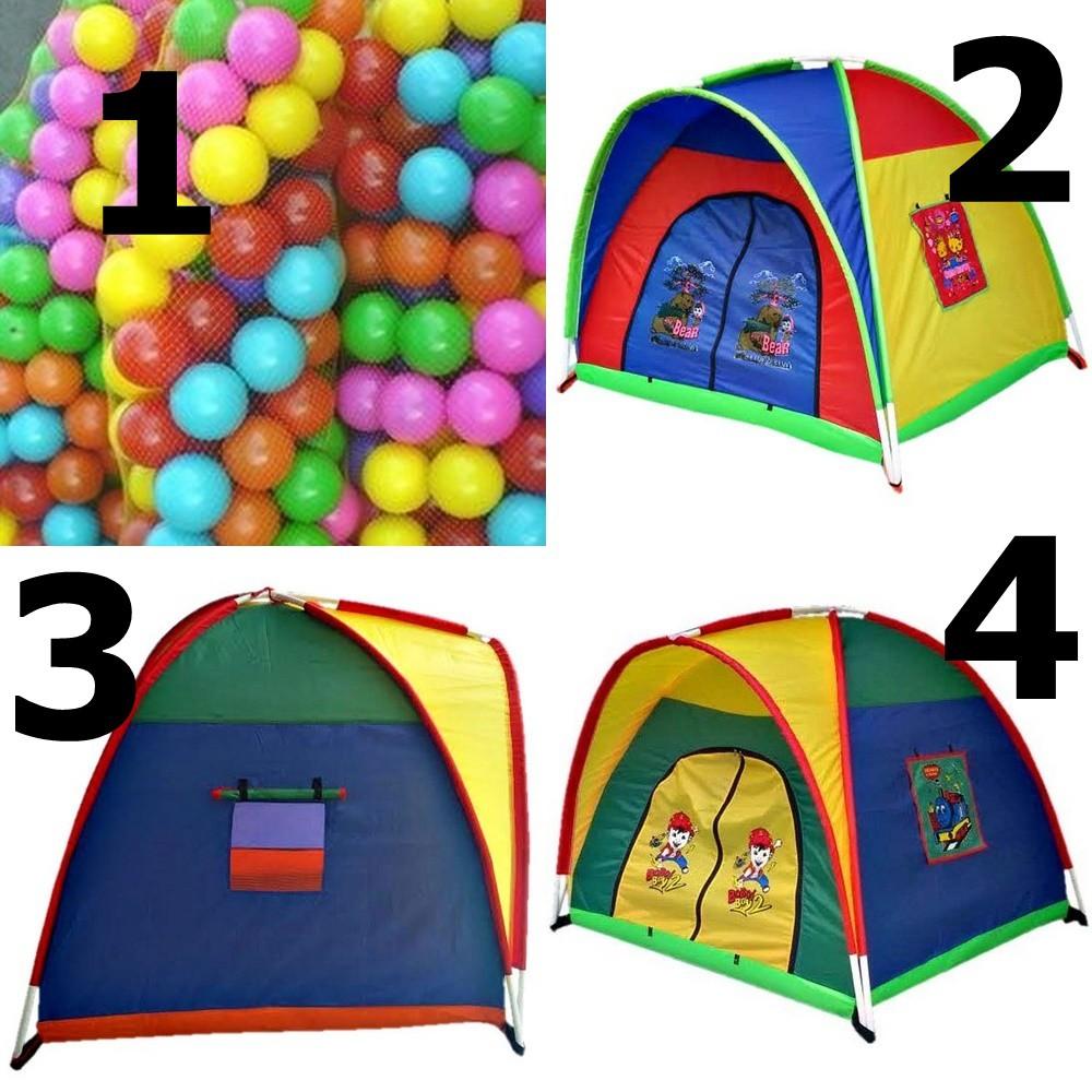 Tenda Kemping Anak Motif Berbie Kemah Mainan Daftar Update Hello Kitty Camp Tent Frozen Spiderman Princess Shopee Indonesia