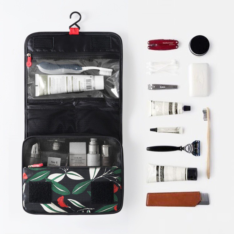Portable Travel Toiletry Bag. Source · Men and women portable storage wash .