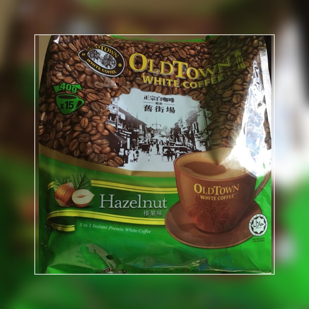 Old Town White Coffee Classic 3 In 1 Isi 15 Kopi Oldtown Klasik 3in1 Chek Hup Ipoh Original 15sachet Malaysia Chekhup Shopee Indonesia