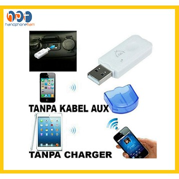 Usb Wireless Dongle Usb Bluetooth Audio Receiver Wireless With Mic Shopee Indonesia