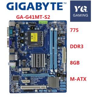 ASUS P5P41T PLUS motherboard Socket 775 DDR3 Intel P41 100/% working