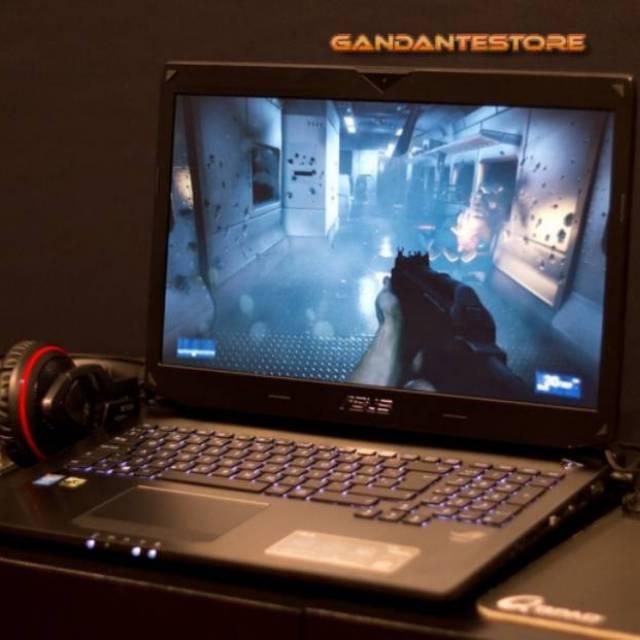 Asus Monster Rog G750jm Super Gaming Laptop Shopee Indonesia
