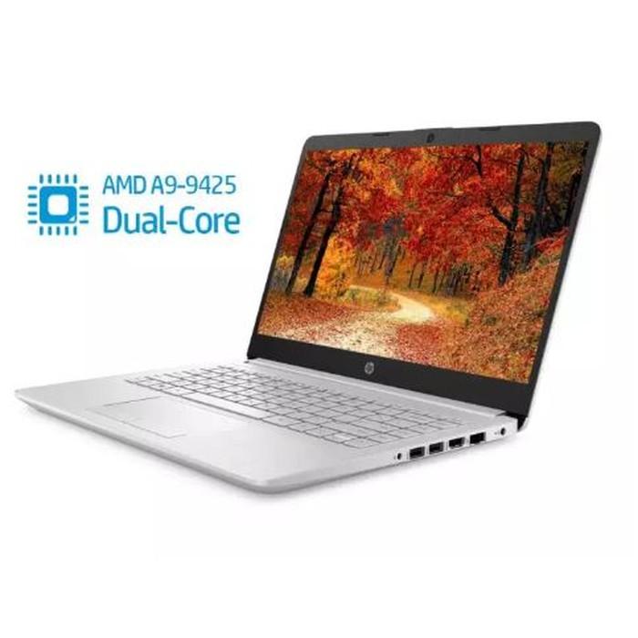 Laptop Hp 14 Dk0023au Dk0024au Amd A9 9425 4gb 1tb Radeon R5 14 Win10 Shopee Indonesia
