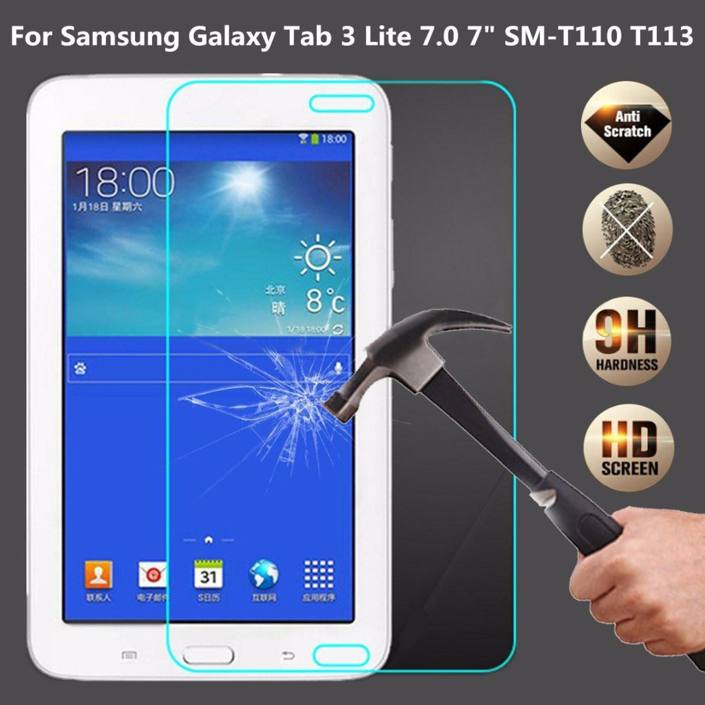 Free Professional Guard Screen Protector Digitizer for Samsung Galaxy Tab 4 10.1