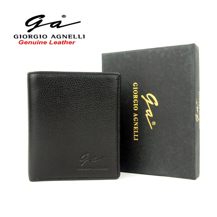 Dompet Kulit Asli Pria Import Branded - Giorgio Agnelli Milling 543R | Shopee Indonesia