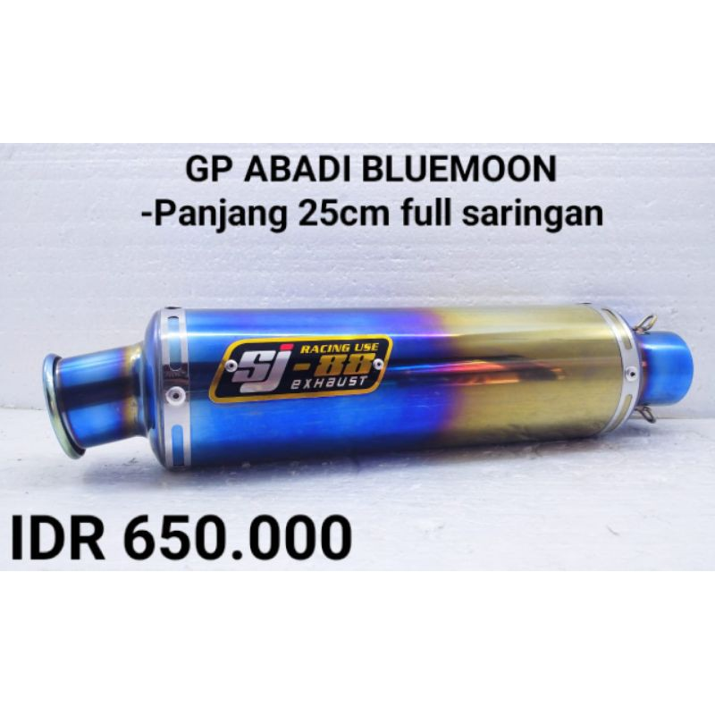 Slincer Sj-88 Original Gp Abadi Bluemuon