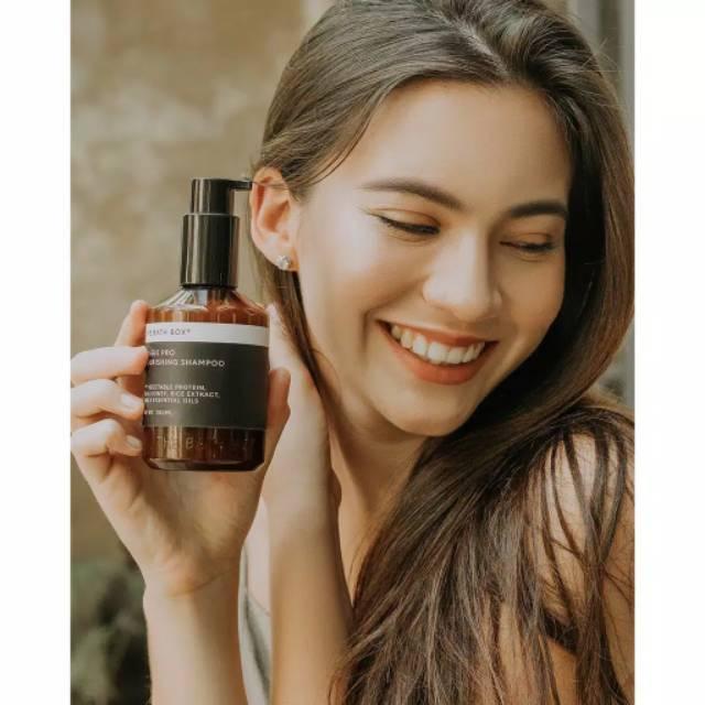 The bath Box Veggie Pro Nourishing Shampoo 200ml-3