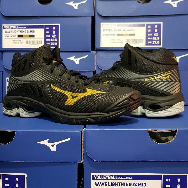 BIG PROMO Sepatu Volly Mizuno Wave Lightning Z4 Low Original Voli VollyBall   48b02b2443