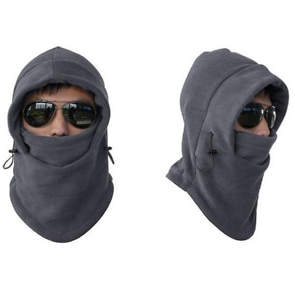 Masker scarf balaclava multifungsi ninja kupluk polar 6 in 1 Full Face | Shopee Indonesia