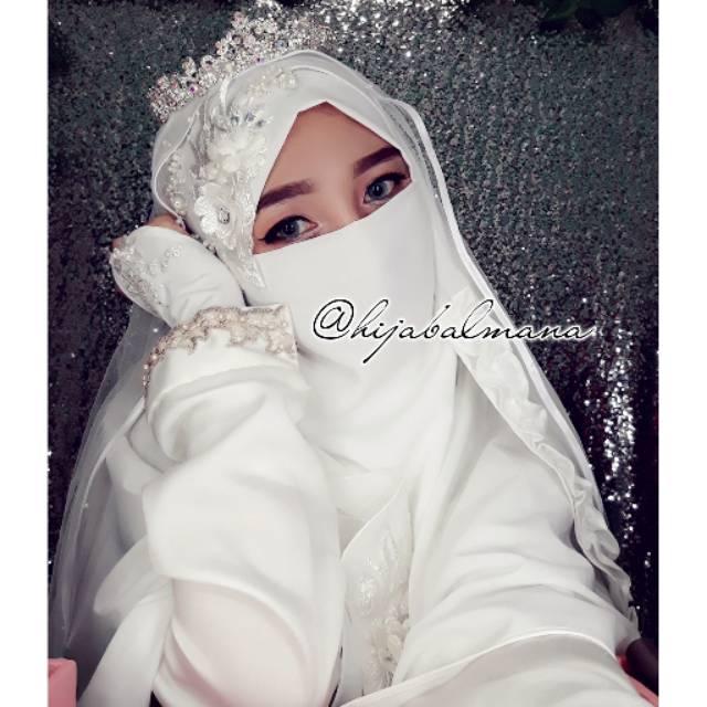 Original Hijab Walimah Set