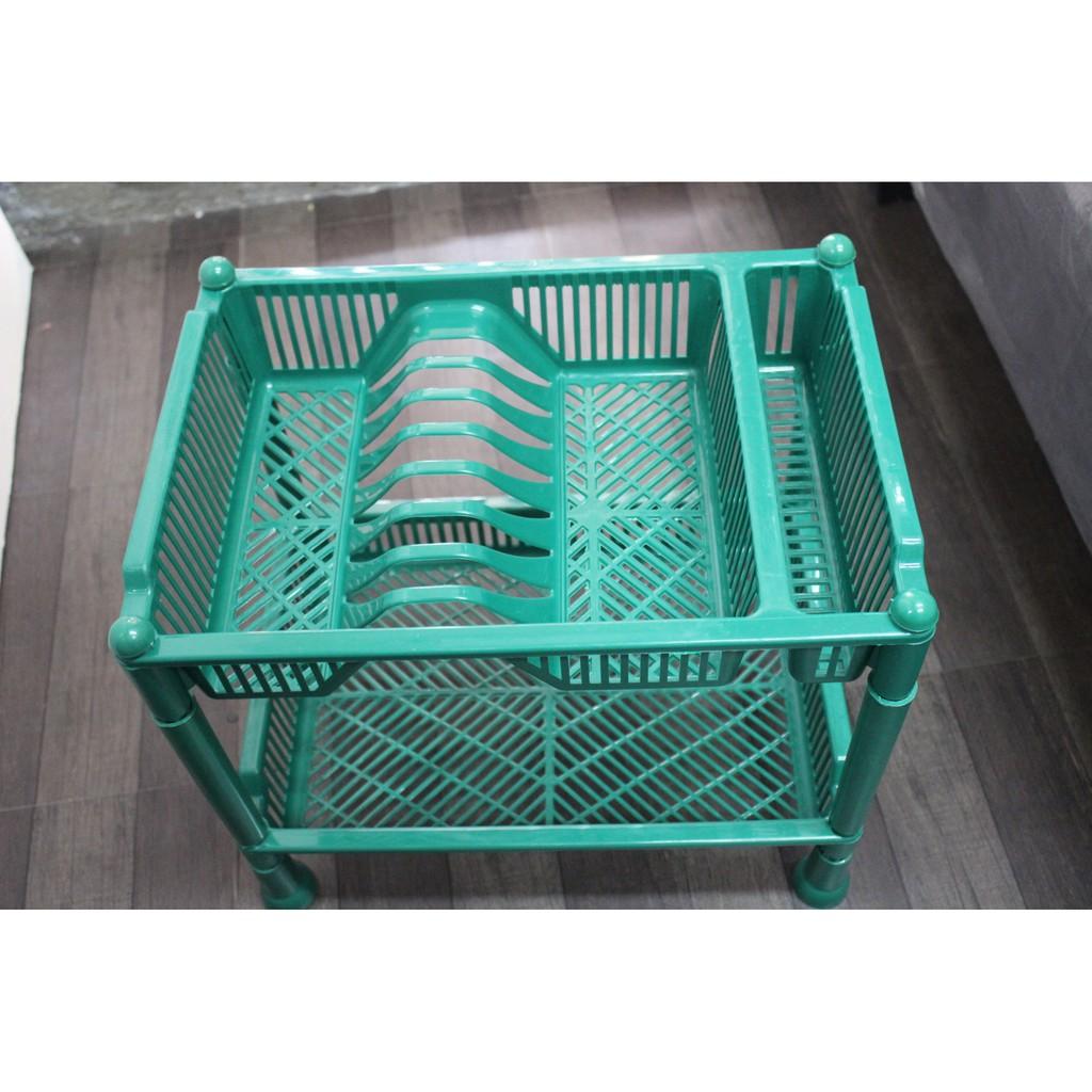 Rovega Rak Piring Premium Dish Cabinet Modys Drm 878 Lcr Gratis Keranjang Pakaian Laundry Basket 3 Level Rlb 300 Krem Cangkir Plastik Food Grade Shopee Indonesia