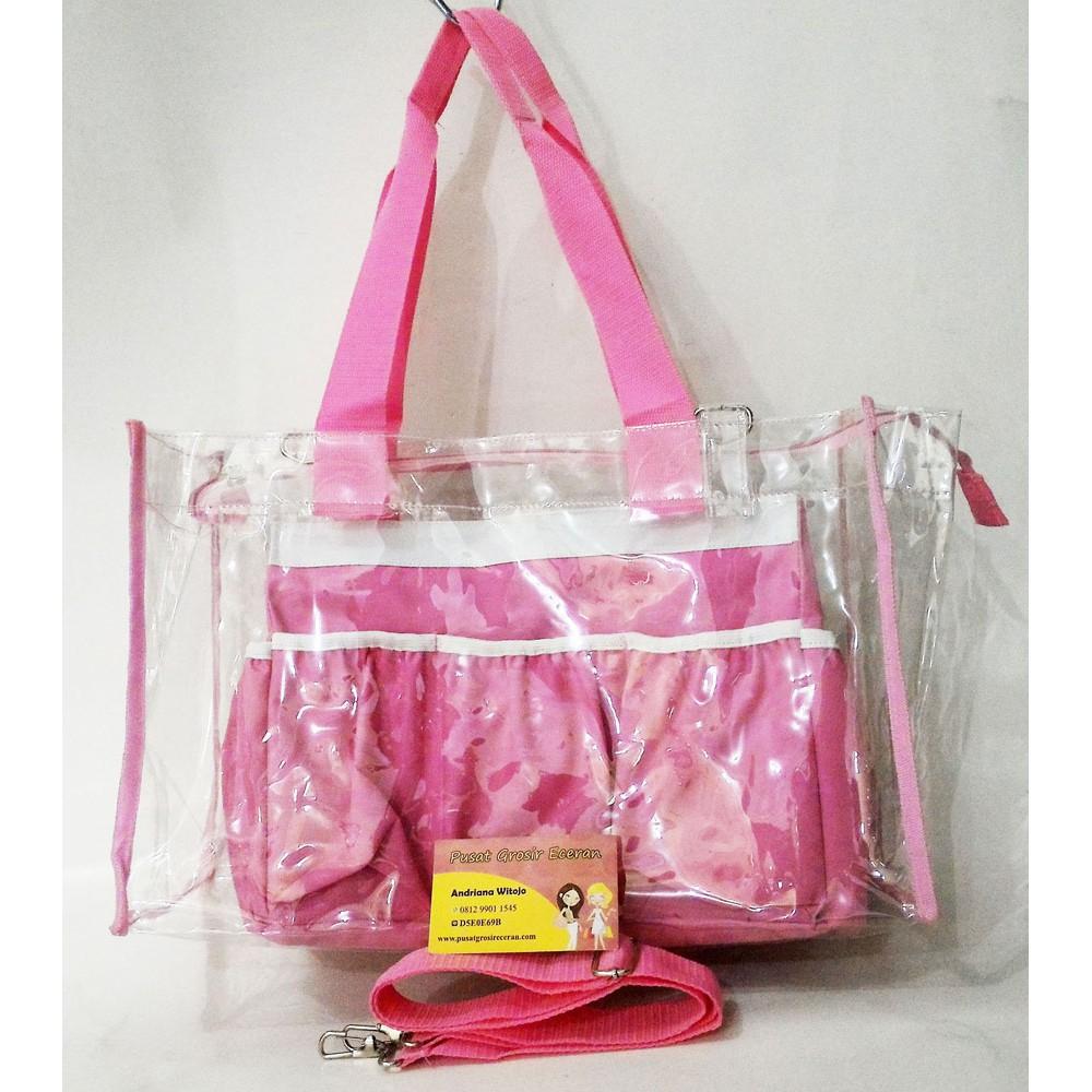 Tas Botol Susu Bayi Baby Diaper Bag Polos Bottle Organizer Rak Gantung Princess Hanging Fuschia Shopee Indonesia