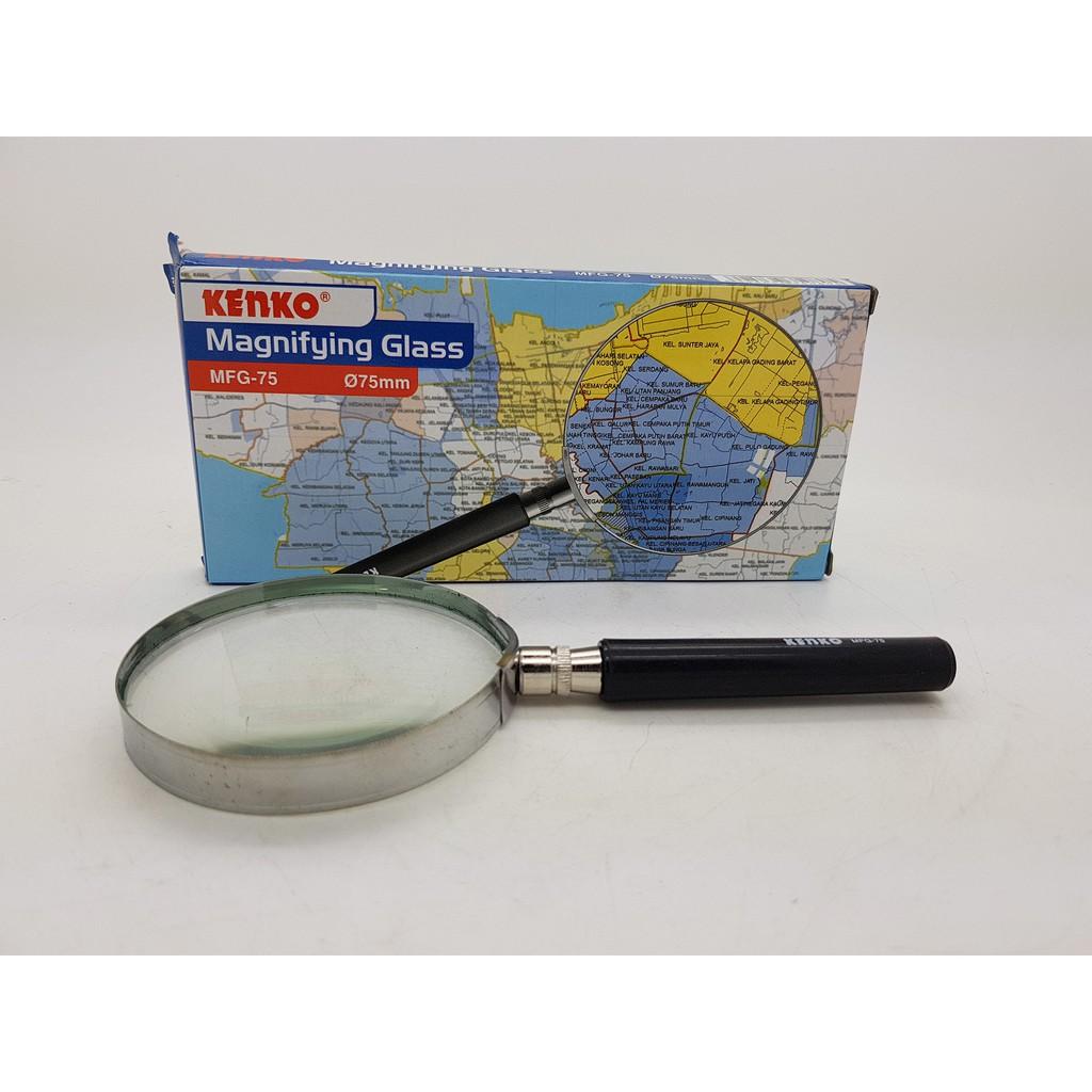 Terbaru Original Kaca Pembesar 90mm Loupe Magnifying Glass Magnifier Zoomies Kacamata Zoom 400 Magnification New Model Lens Shopee Indonesia