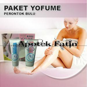 Cream Yofume Youfume Perontok Bulu Dan Penghilang Bulu Permanen Shopee Indonesia