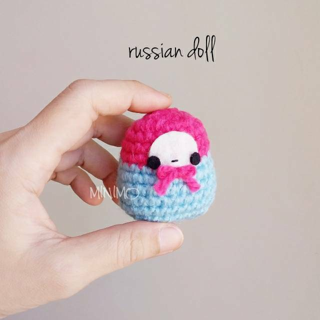 AMIGURUMI Crochet doll PATTERN (ENGLISH, Russian), pdf, toy diy ... | 640x640